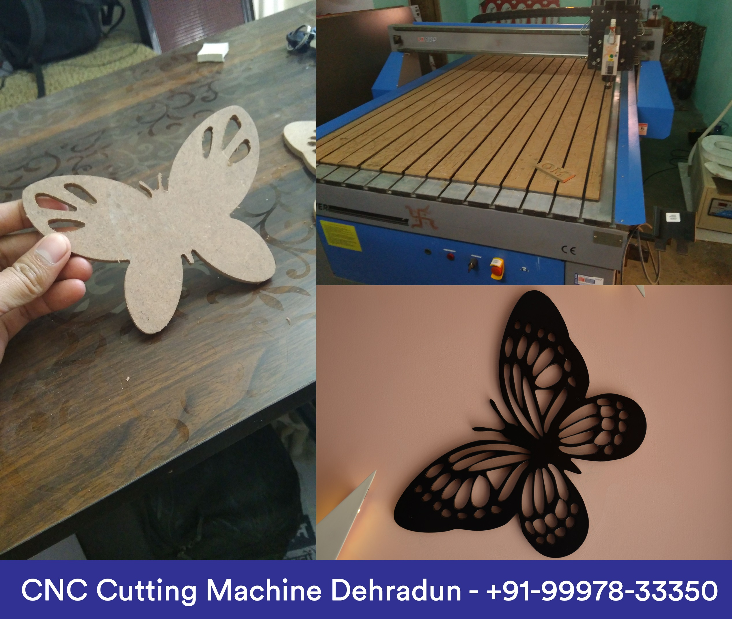 CNC Cutting Services Dehradun