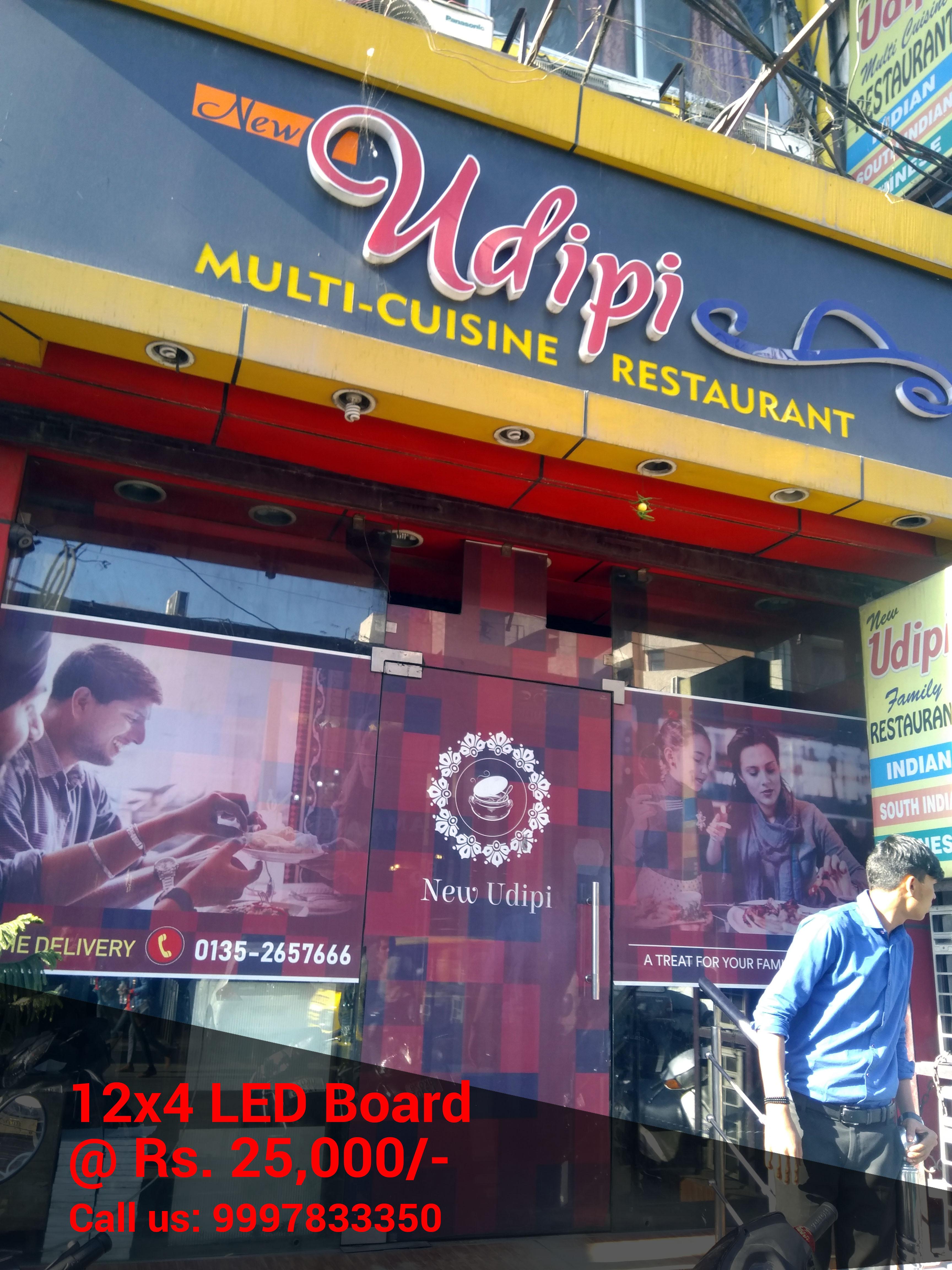 Restaurant Front Facade Dehradun