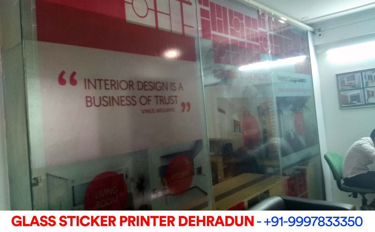Glass Film for AD-Interio Dehradun