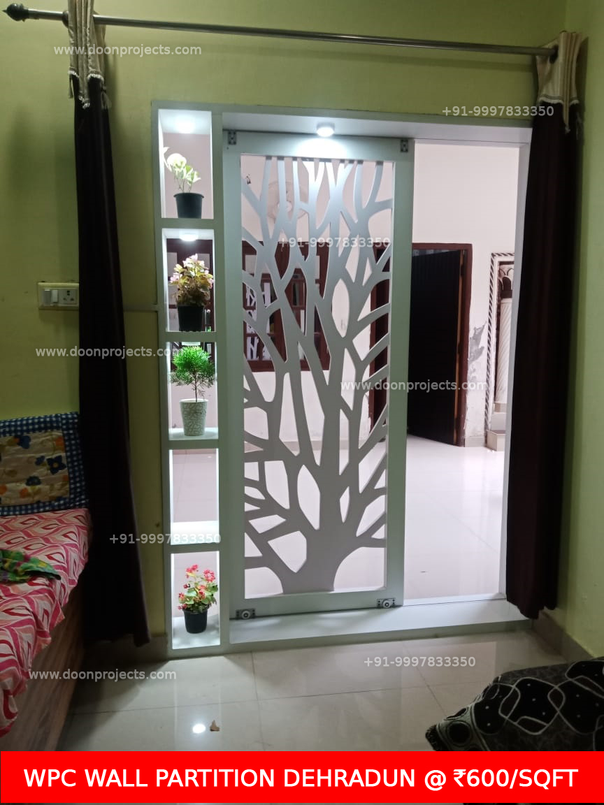CNC Door Partition in Dehradun