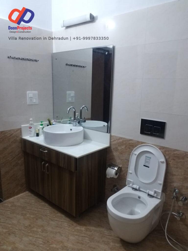 Rajpur Road Enclave Bathroom