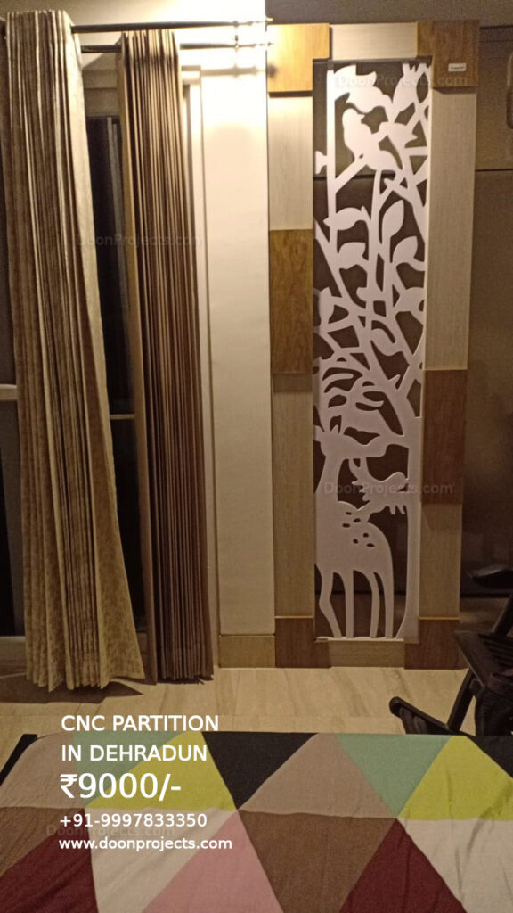 Bedroom Partition 8ft by 2.5ft in Dehradun