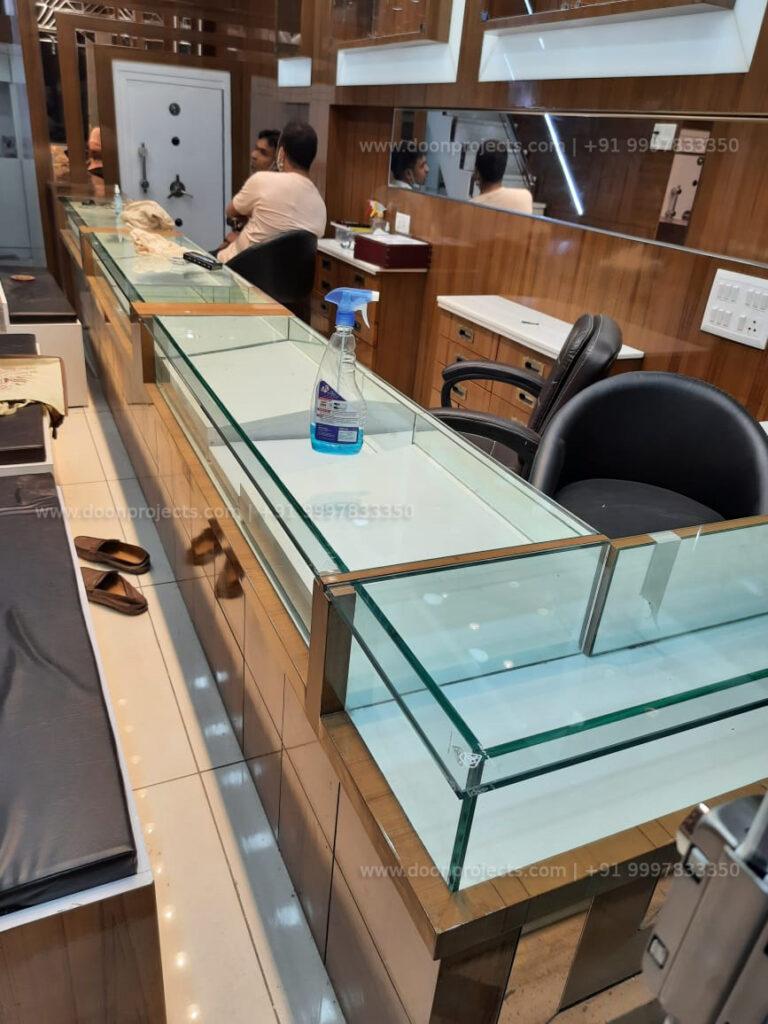 Retail Counter for Jewellery Shop in Dehradun